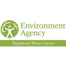 Environment Agency Reistered Waste Carrier